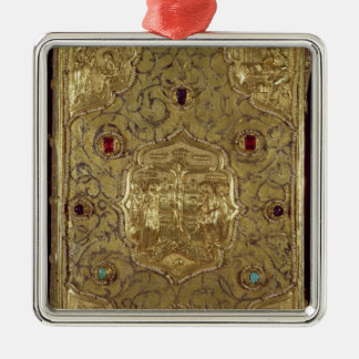 Evangelical reliquary, Moscow School Metal Ornament