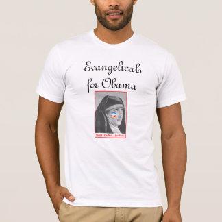Evangelicals for Obama T-Shirt