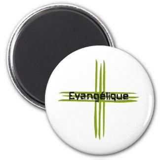 Evangélique 2 Inch Round Magnet