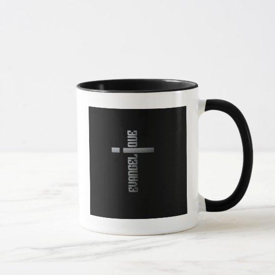 Evangélique black édition mug