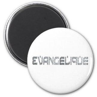 Evangélique Divers Métal 2 Inch Round Magnet