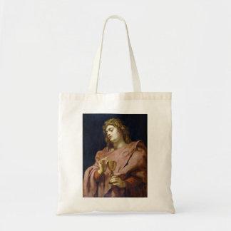Evangelista Peter Paul Rubens de St. John Bolsa Tela Barata