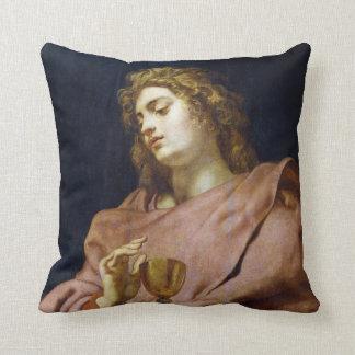 Evangelista Peter Paul Rubens de St. John Almohada