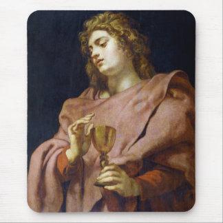 Evangelista Peter Paul Rubens de St. John Tapete De Ratones