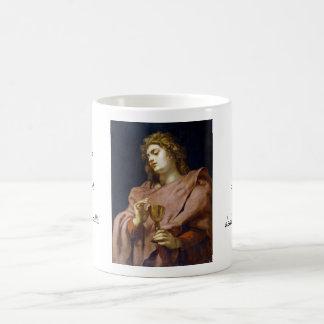 Evangelista Peter Paul Rubens de St. John Tazas De Café