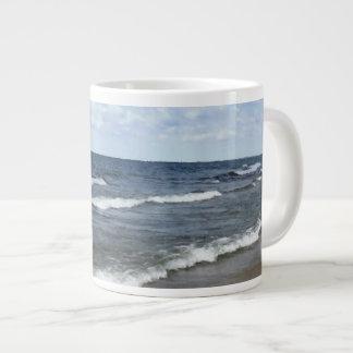 Evangola State Park - Lake Erie Large Coffee Mug