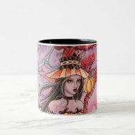 Evania - Witch Mug mug