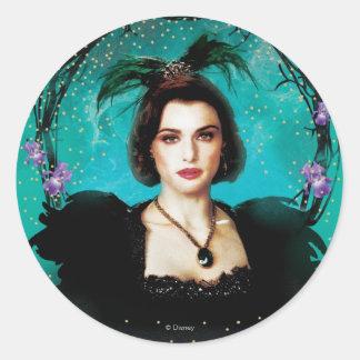 Evanora Classic Round Sticker