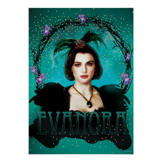 Evanora Poster