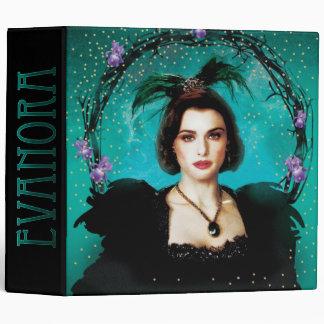 Evanora Vinyl Binder