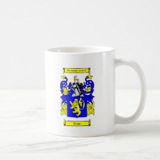 Evans Coat of Arms Coffee Mug