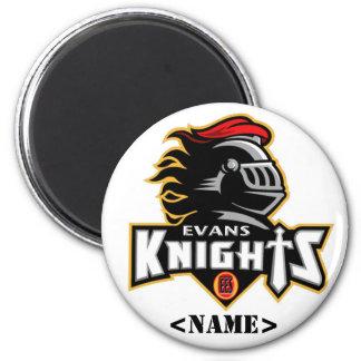 Evans Elementary Customized Magnet