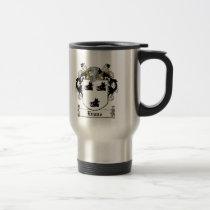 Evans Family Crest Mug