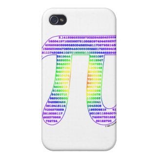 Evan's Pi #1 Cover For iPhone 4