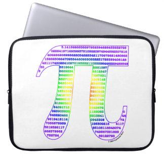 Evan's Pi #1 Laptop Sleeve