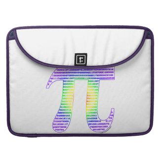 Evan's Pi #1 Sleeve For MacBooks