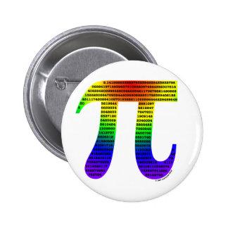 Evan's Pi #2 2 Inch Round Button