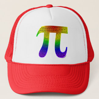Evan's Pi #2 Trucker Hat