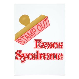 Evans Syndrome Card