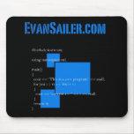 EvanSailer.com c++ mousepad