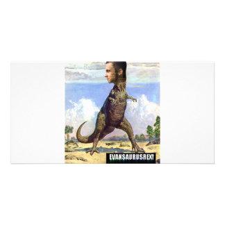 EVANSOURUSREX PHOTO CARD