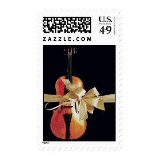 Evanston Symphony Holiday Stam Stamp
