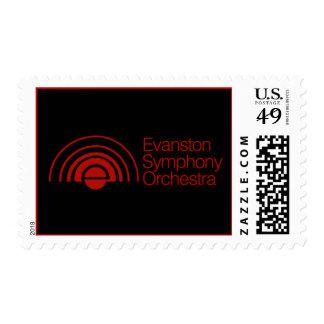 Evanston Symphony Orchestra Postage
