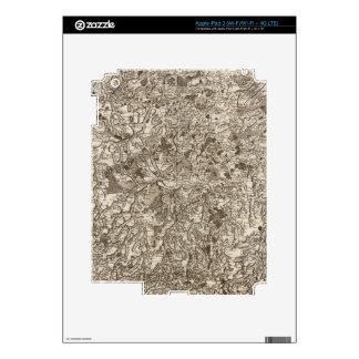 Evaux iPad 3 Skin