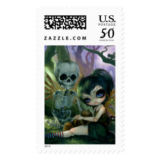 """Eve and Rib"" Stamps"