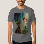 Eve and the Tree of Knowledge SHIRT lowbrow gothic
