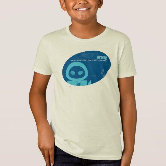 Eve Blue Disney T-Shirt