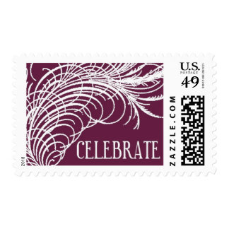 Eve D by Ceci New York Postage Stamp