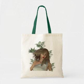 Eve en el pequeño bolso de Eden Bolsas Lienzo