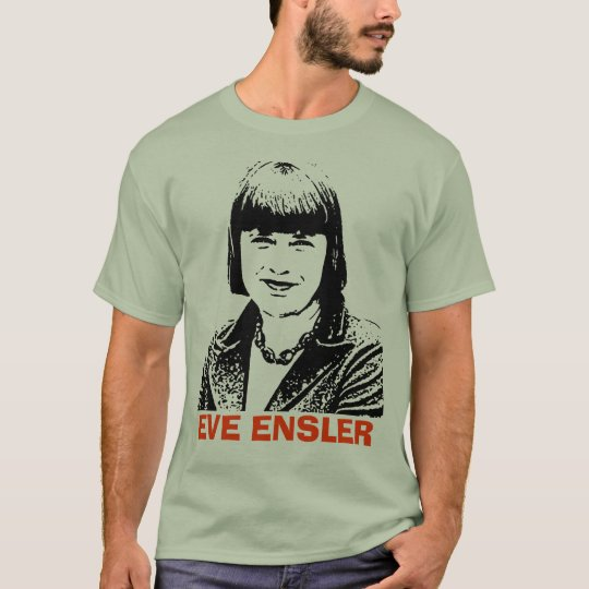 Eve Ensler Picture T-Shirt