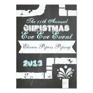 """Eve Eve 2013 Invitación 4.5"""" X 6.25"""""""