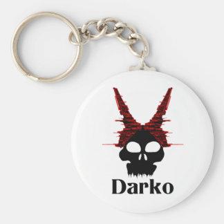 Eve Evil Bunny Tornado Darko Keychain