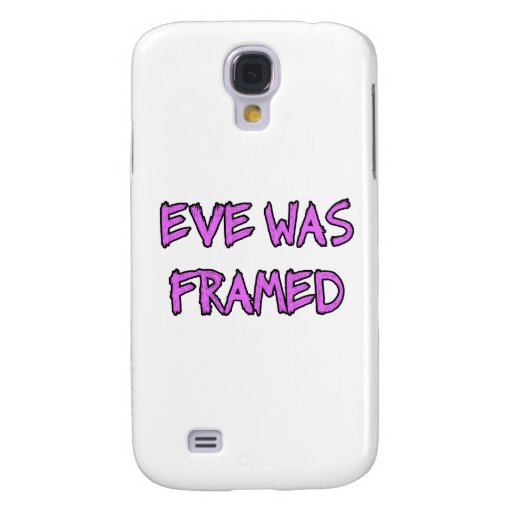 Eve FUE ENMARCADO Funda Para Galaxy S4