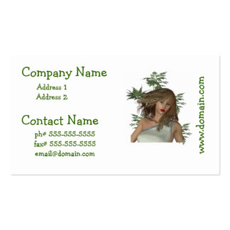 Eve in Eden Business Cards