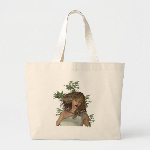 Eve in Eden  Canvas Bag