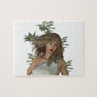 Eve in Eden Puzzle