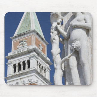 Eve in Garden of Eden Doges' Palace with Mousepad