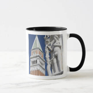 Eve in Garden of Eden Doges' Palace with Mug