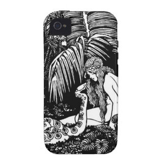 Eve In The Garden iPhone 4/4S Case