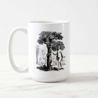 Eve In The Garden Of Eden Coffee Mug