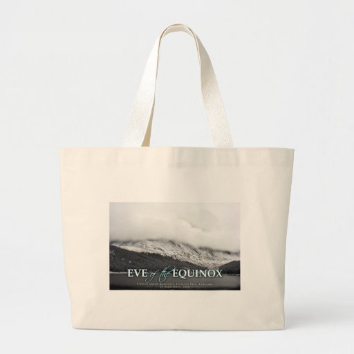Eve of the Equinox Canvas Bag