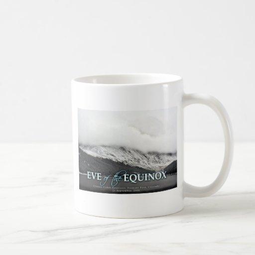 Eve of the Equinox Classic White Coffee Mug