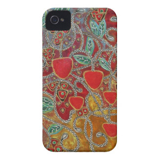 Eve s Apples painting - iPhone 4 Barely There Case-Mate iPhone 4 Cases