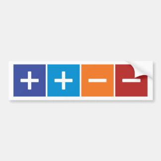 EVE Tooltip Stickers Bumper Sticker