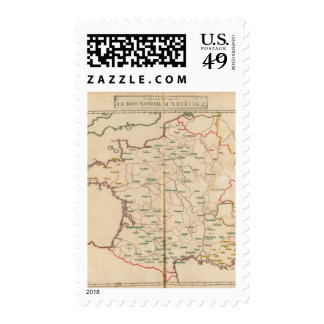 Evechez, France Postage