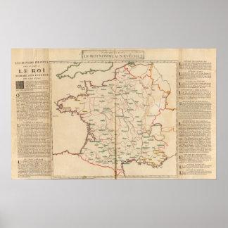 Evechez, France Print